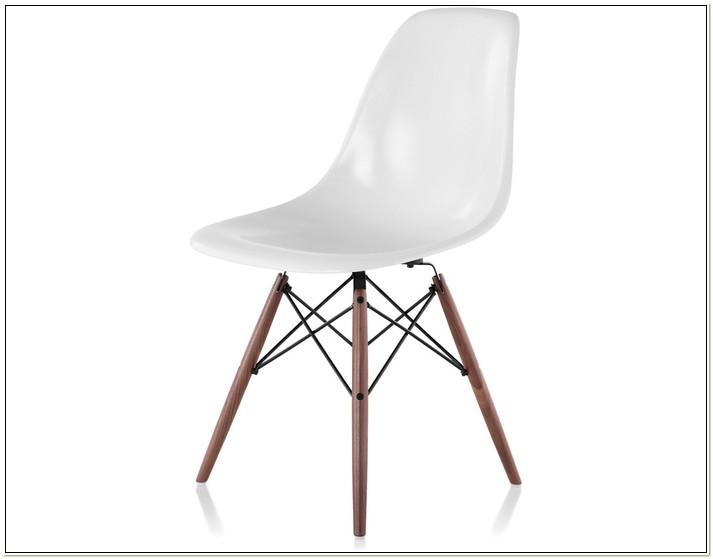 Herman Miller Molded Plastic Side Chair