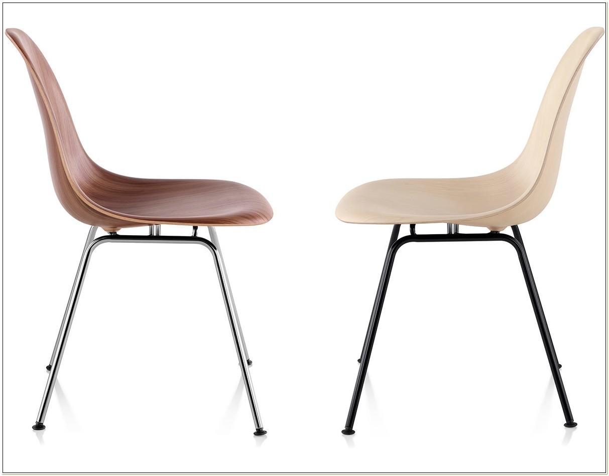 Herman Miller Molded Wood Chair