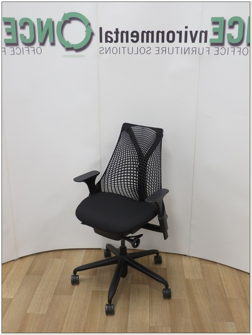 Herman Miller Sayl Chair Used
