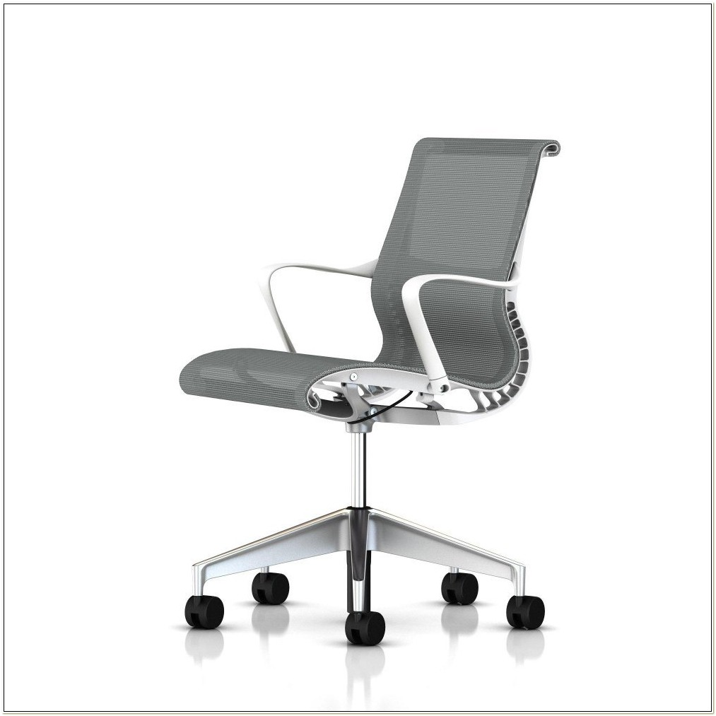 Herman Miller Setu Mesh Office Chair