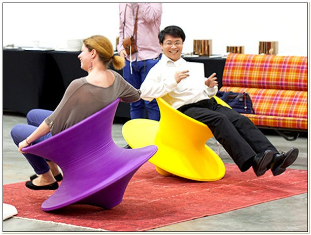 Herman Miller Spun Chair