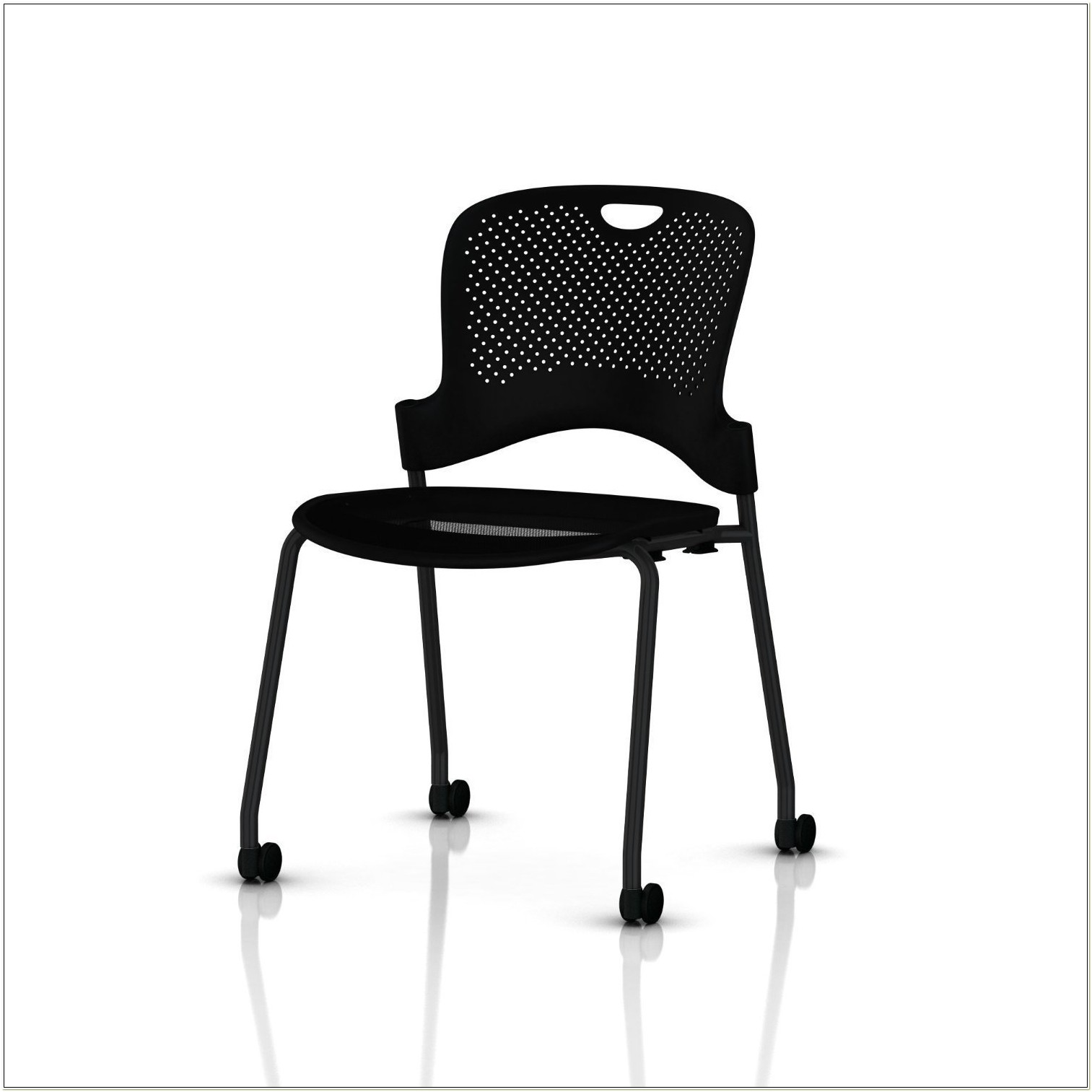 Herman Miller Stackable Chairs
