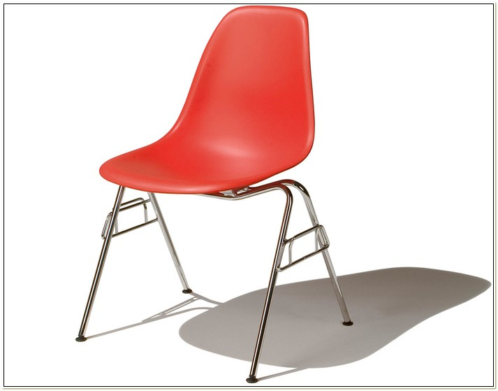 Herman Miller Stacking Chairs