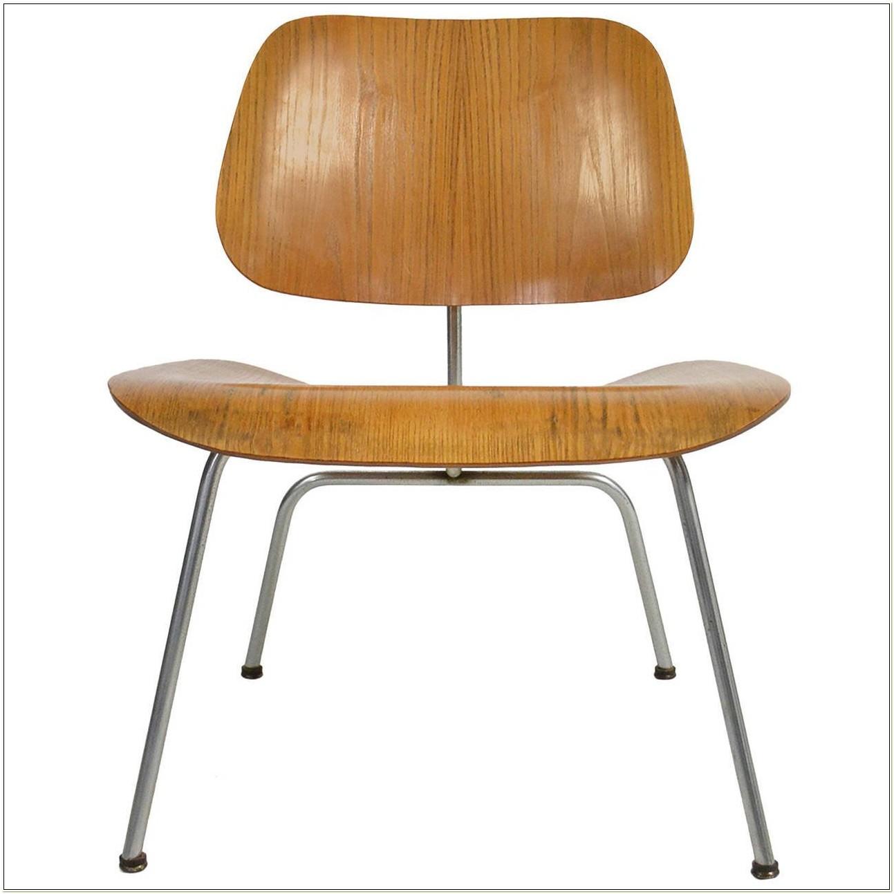Herman Miller Wood Chair