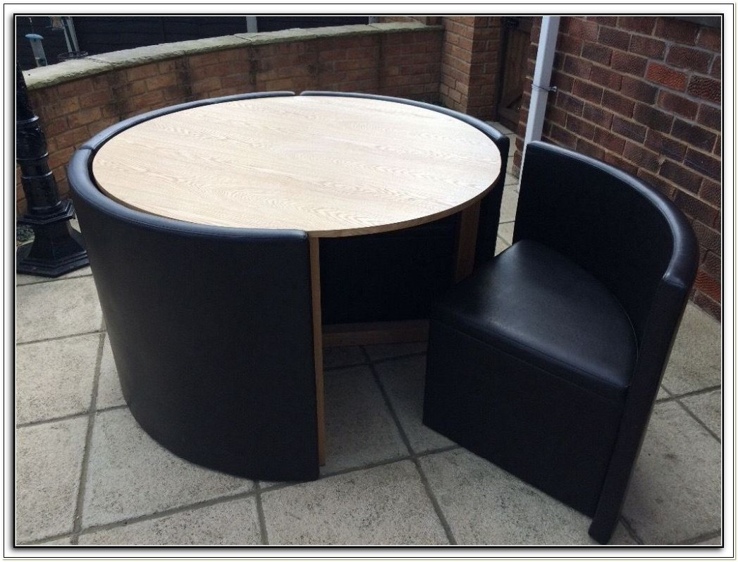 Hideaway Table And Chairs Gumtree