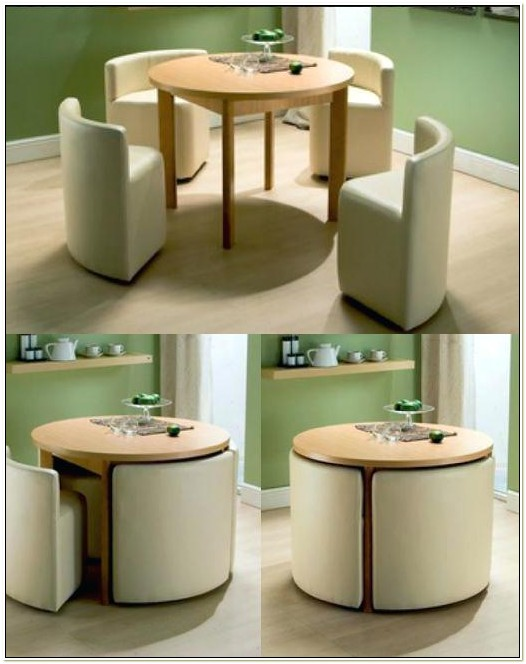 Hideaway Table And Chairs Homebase