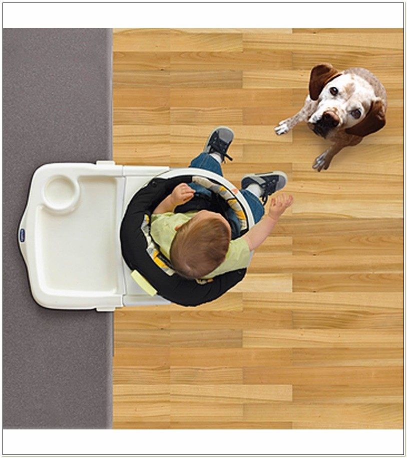 High Chair Attaches To Counter