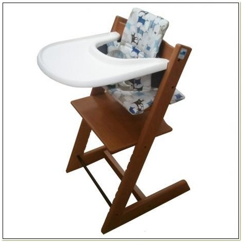 High Chair Tray For Stokke Tripp Trapp