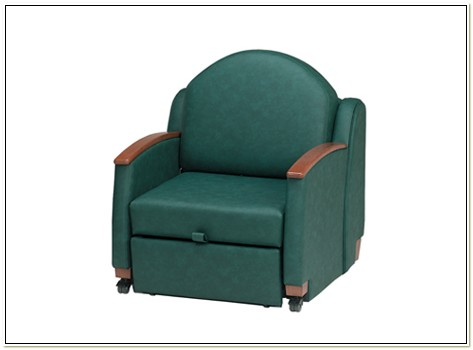 Hill Rom Sleeper Chair