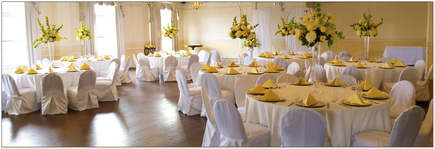 Hire Tablecloths And Chair Covers