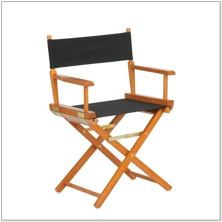 Hollywood Style Directors Chair