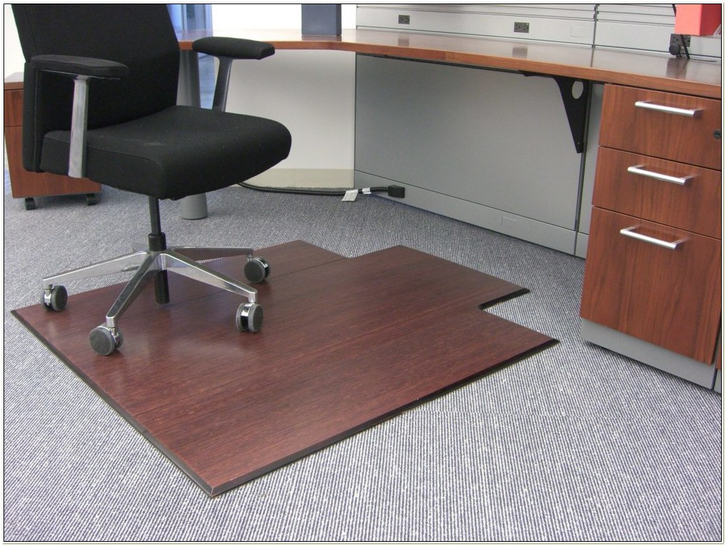 Home Office Carpet Protector Chair Mat