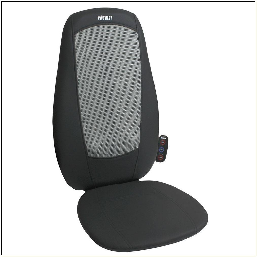Homedics Compression Shiatsu Massage Chair Pad