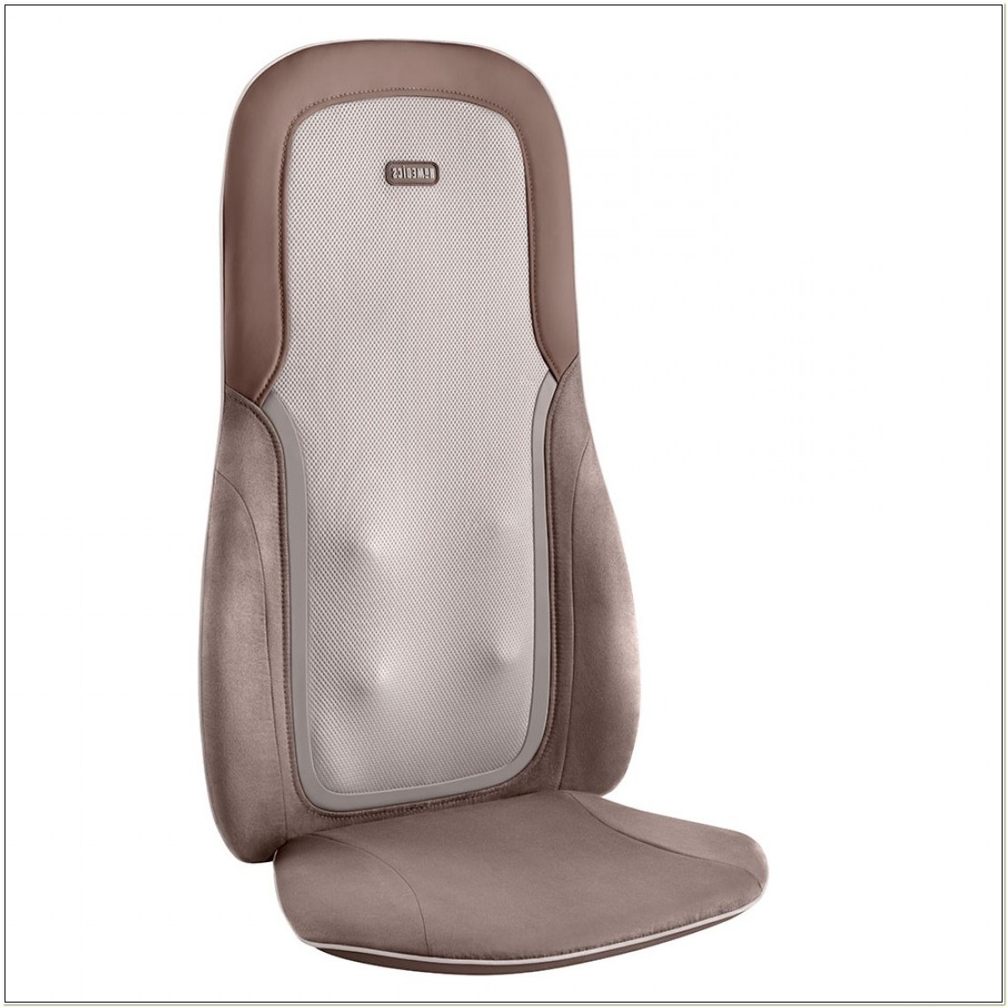 Homedics Dual Shiatsu Massage Chair Cushion
