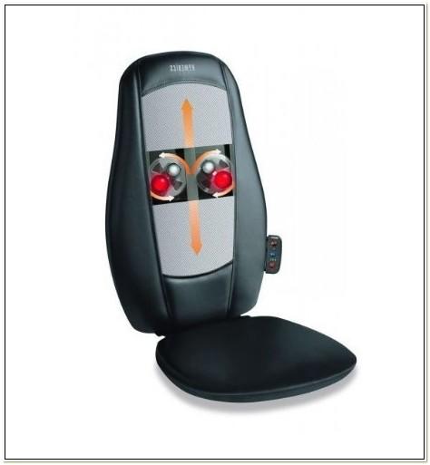 Homedics Shiatsu Seat Massager