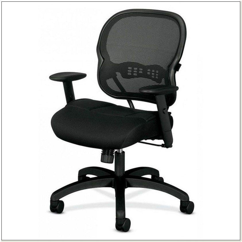 Hon Office Chair Assembly