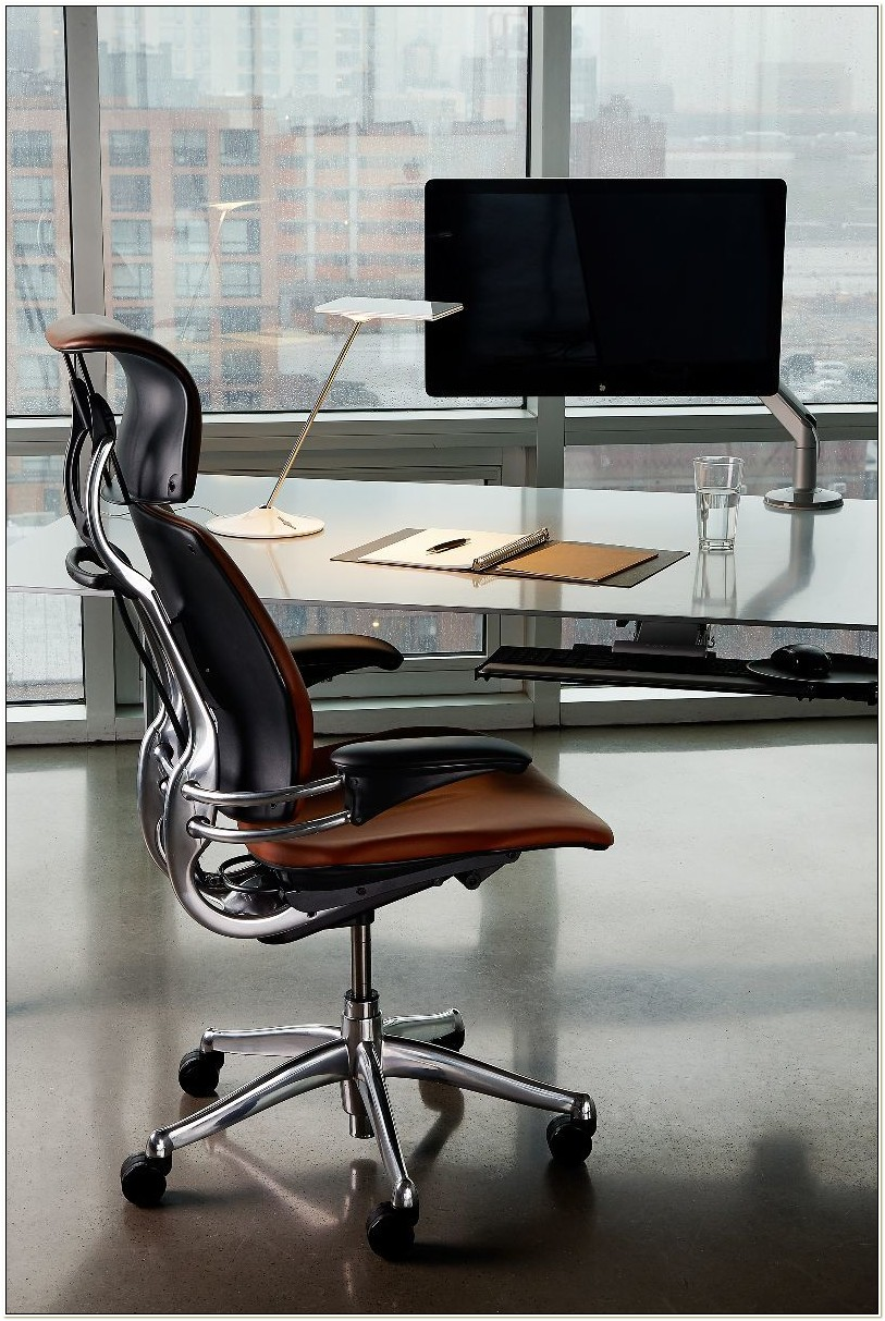 Human Scale Freedom Chair Manual