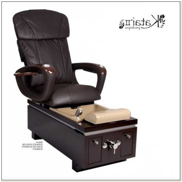 Human Touch Pedicure Chair