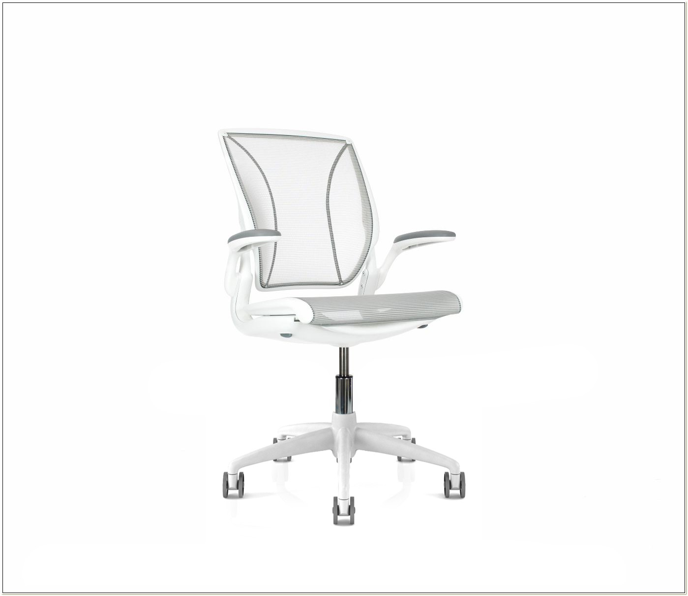 Humanscale Diffrient World Chair White