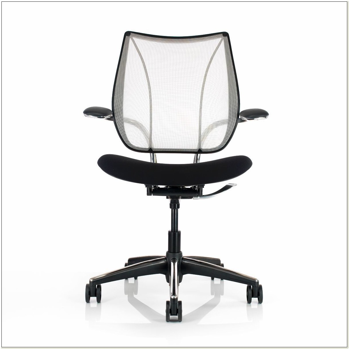 Humanscale Liberty Leather Task Chair