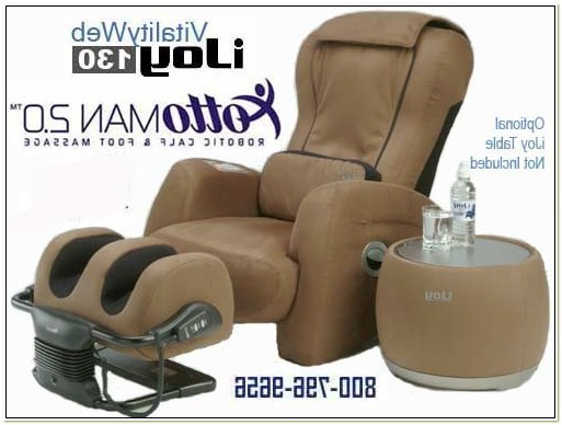 Ijoy 130 Human Touch Massage Chair