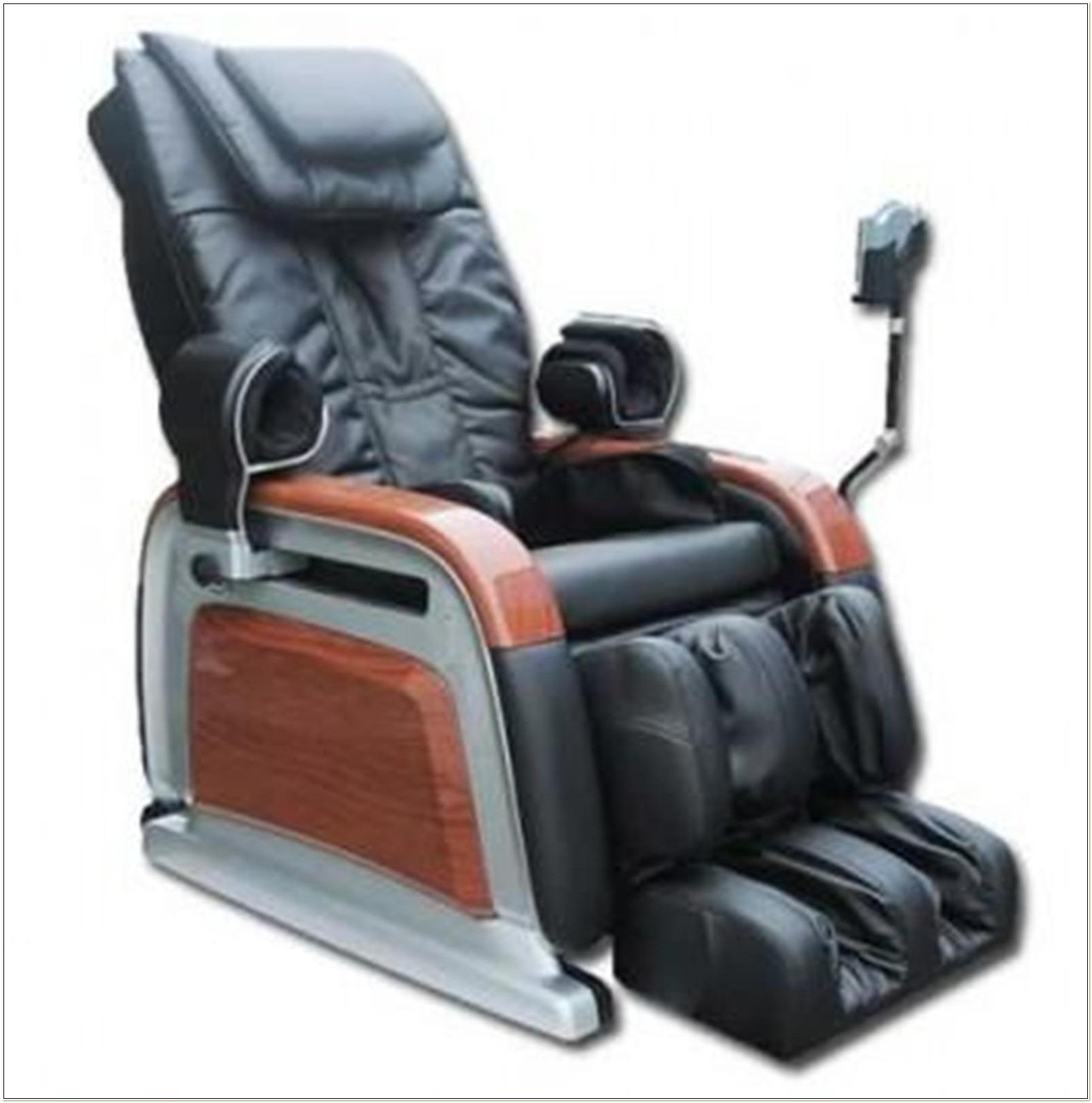 Ijoy Robotic Massage Chair Black Pu