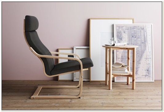 Ikea Ergonomic Living Room Chair