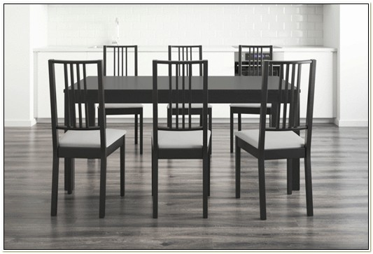 Ikea Furniture Dining Room Set