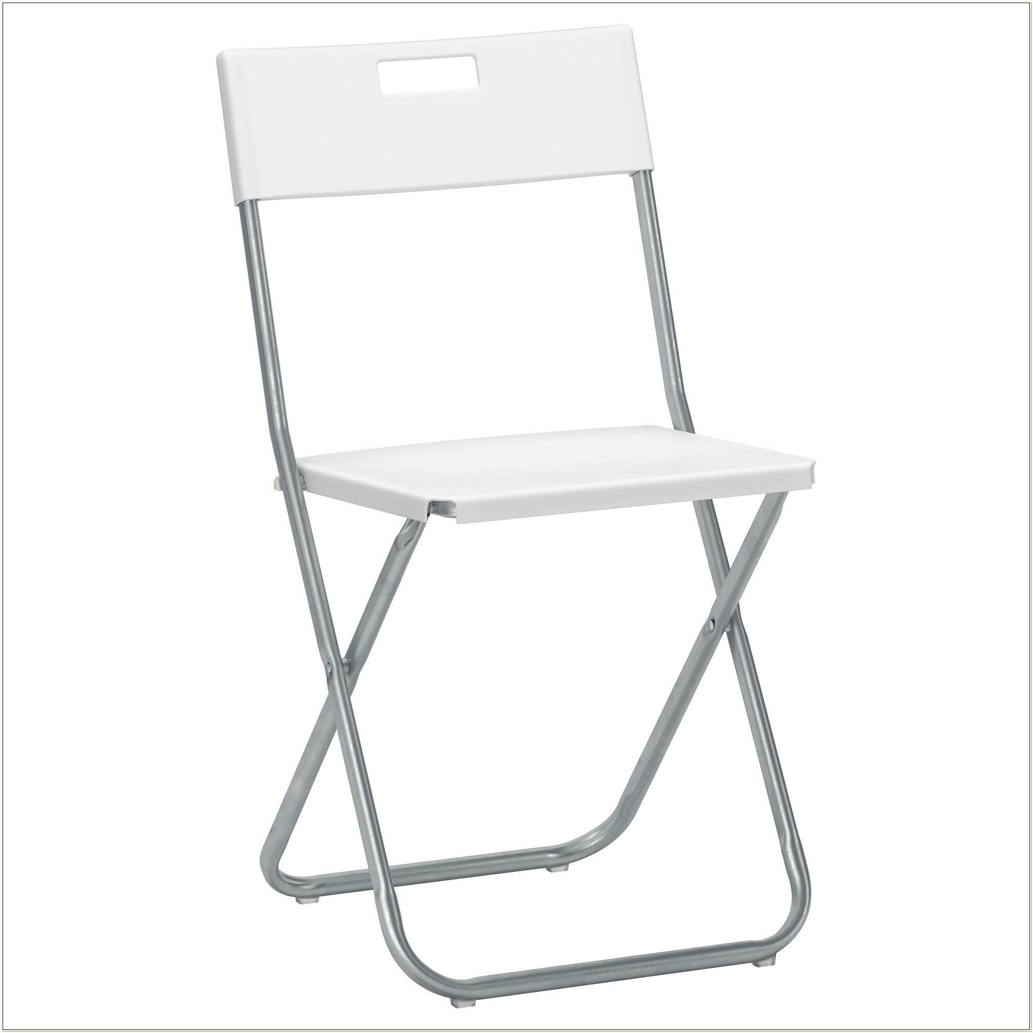 Ikea Jeff Folding Chair White