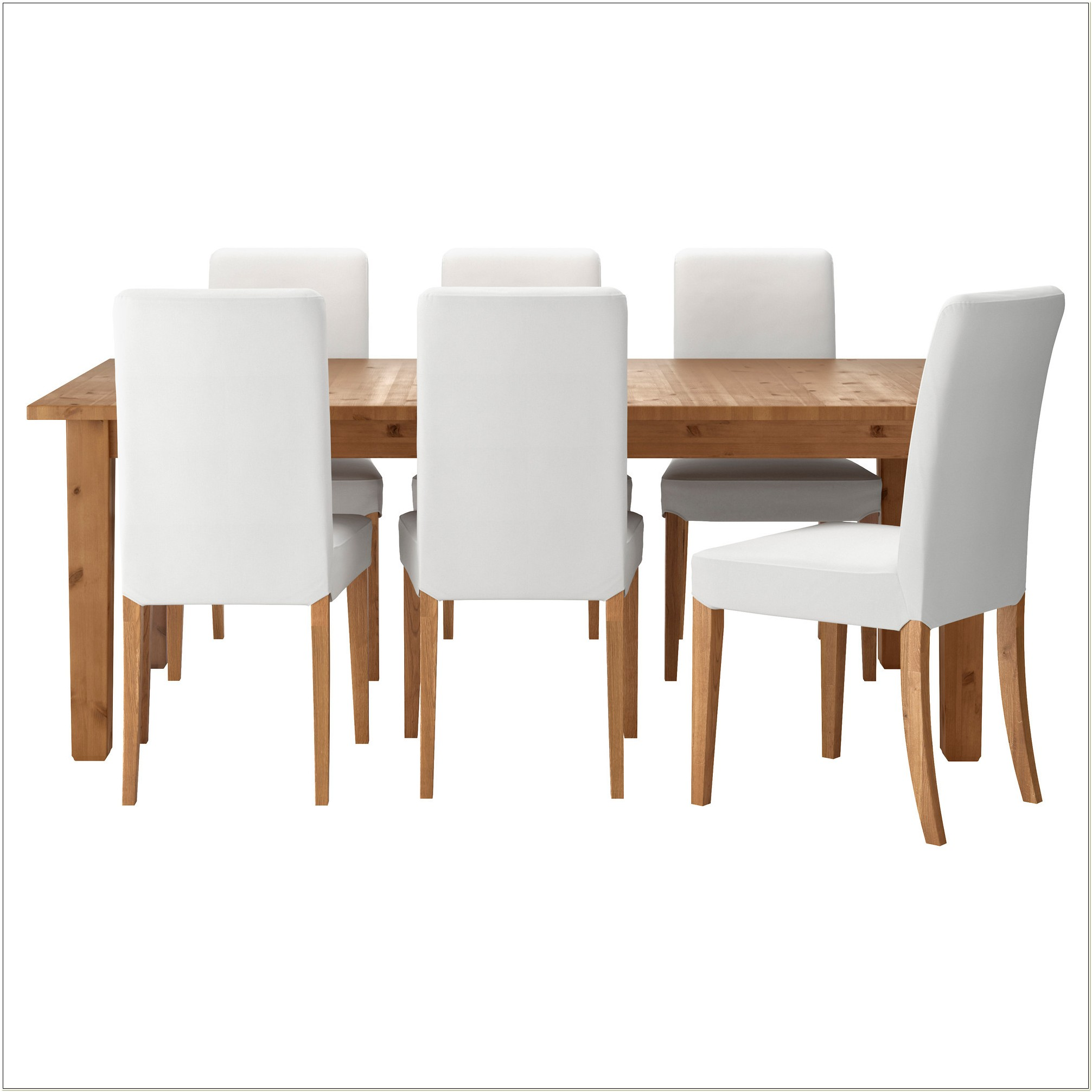 Ikea Kitchen Table 6 Chairs