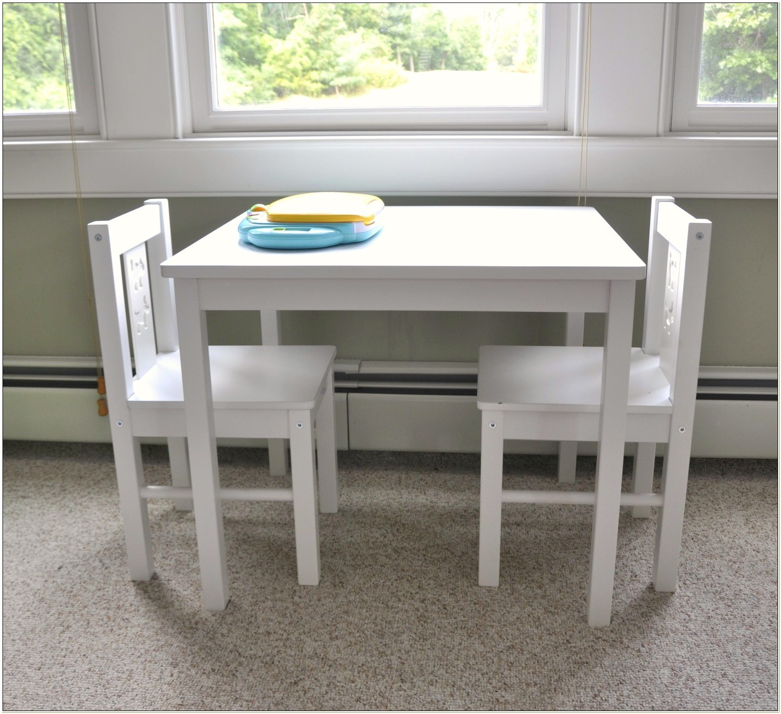 Ikea Kritter Childrens Table And Chairs