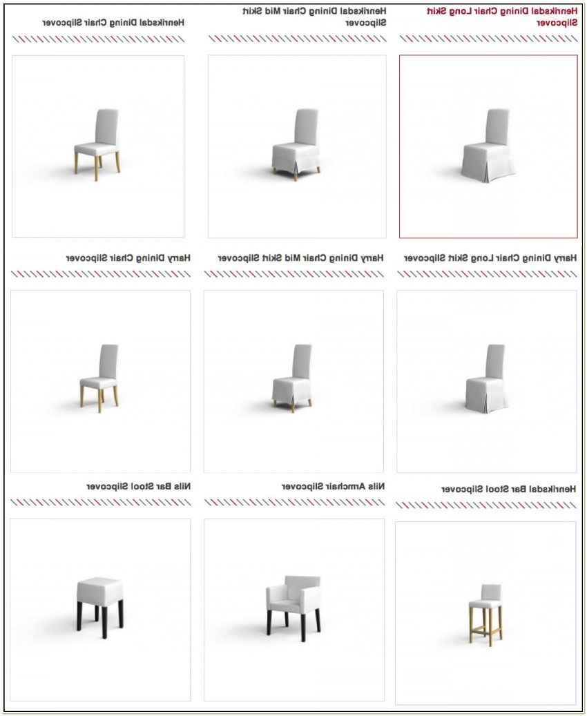Ikea Nils Dining Chair Covers