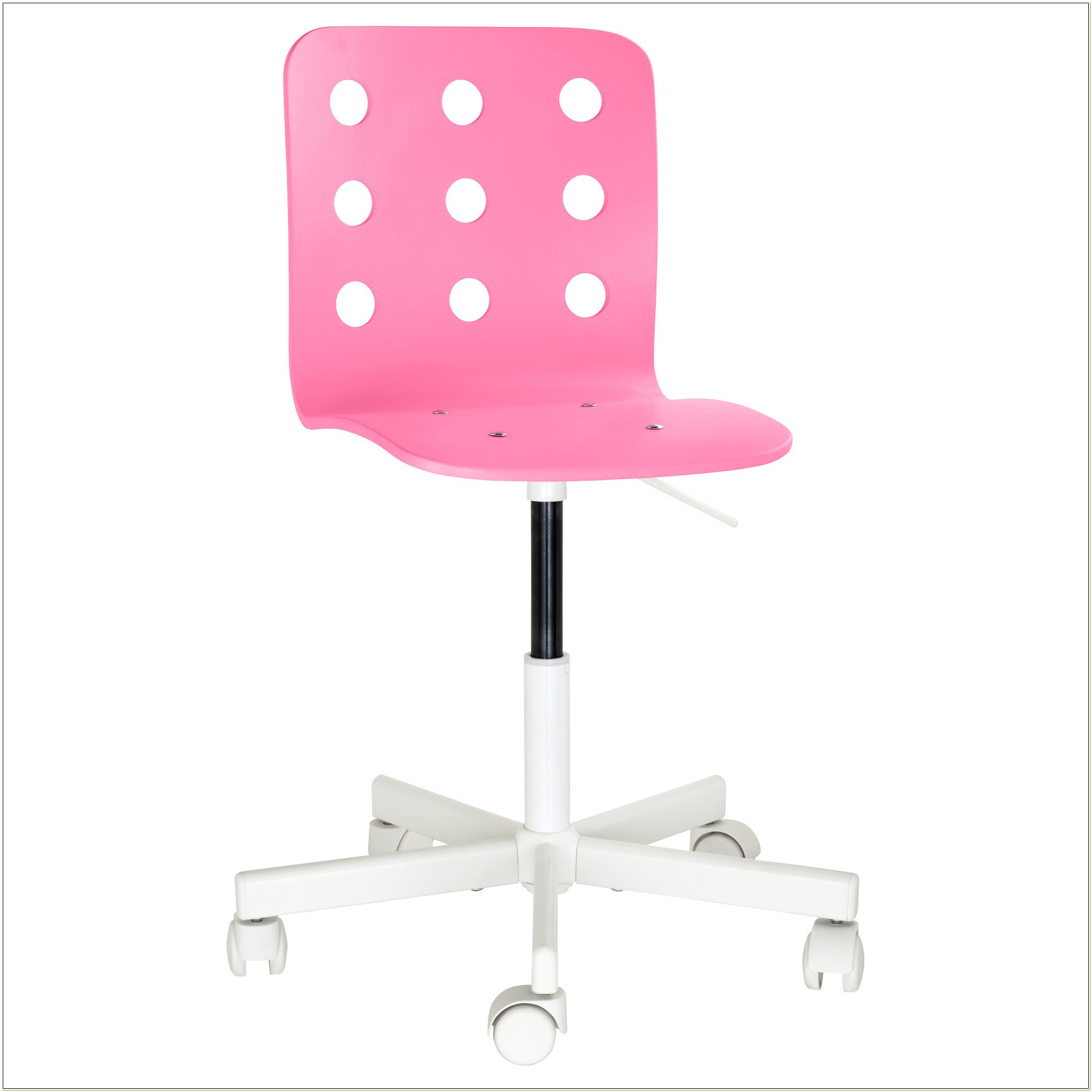 Ikea Pink Desk Chair