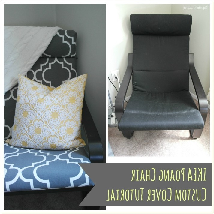 Ikea Poang Chair Cover Pattern