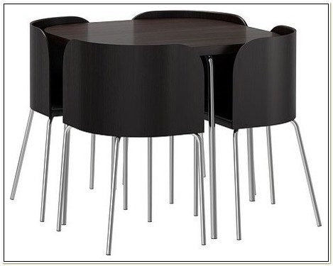Ikea Round Kitchen Table And Chairs
