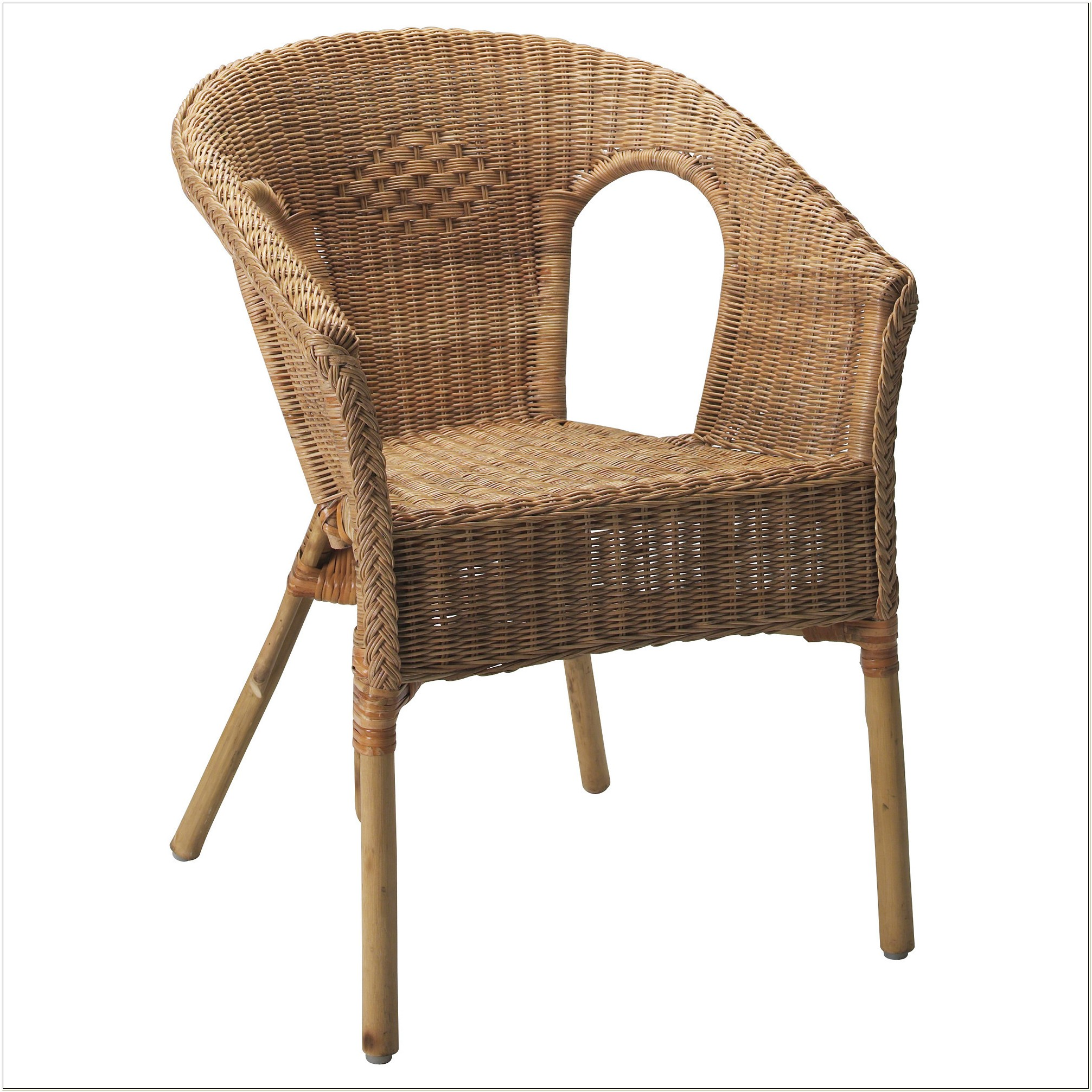 Ikea Wicker Dining Chairs