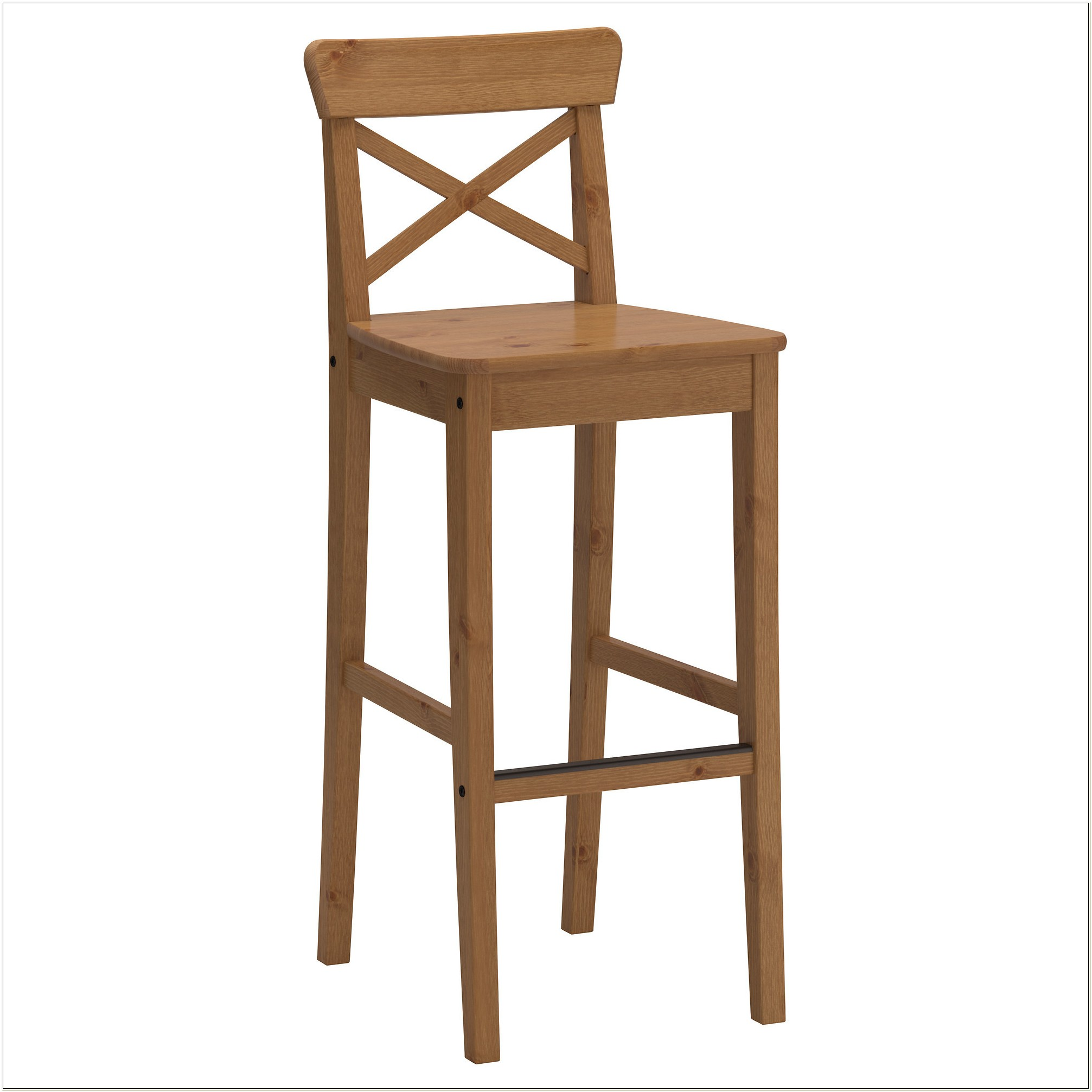 Ikea Wooden Breakfast Bar Stools