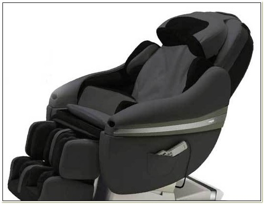 Inada Dreamwave Massage Chair Black