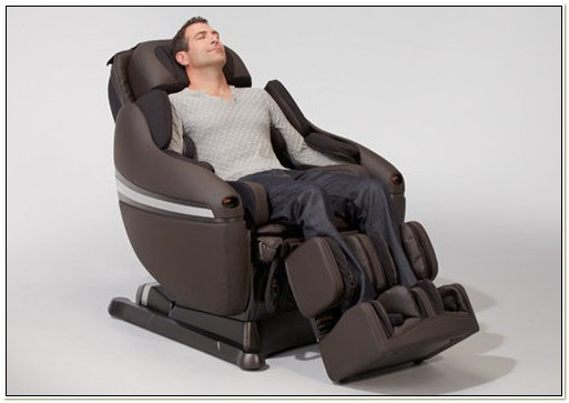 Inada Dreamwave Massage Chair Brown