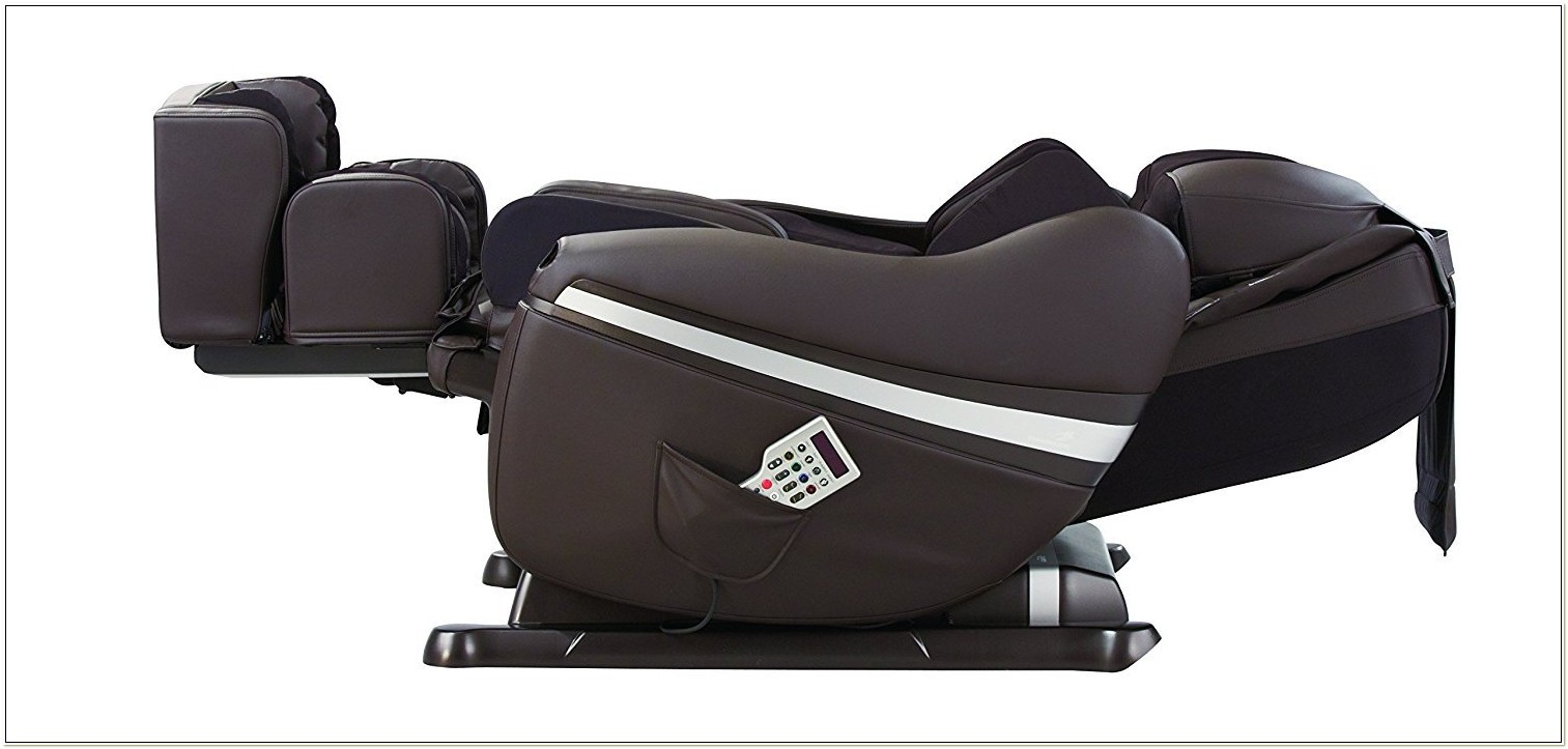 Inada Sogno Dreamwave Massage Chair Dark Brown