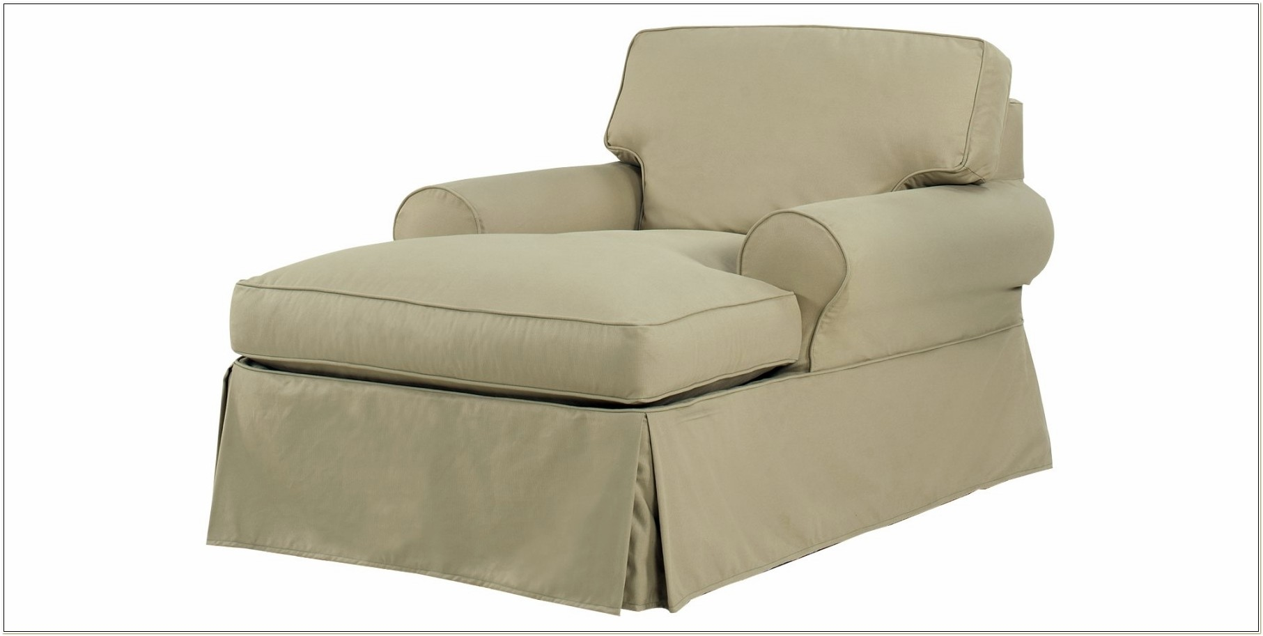 Indoor Chaise Lounge Chair Slipcovers