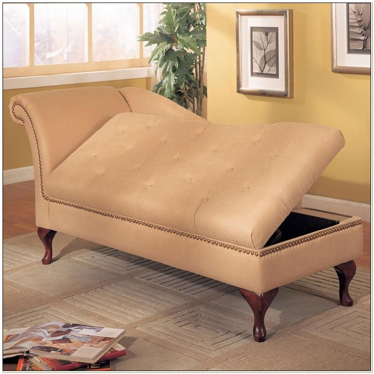 Indoor Chaise Lounge Chairs With Storage
