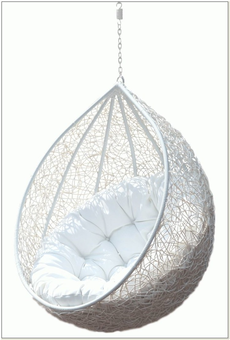 Indoor Hanging Egg Chair For Bedroom