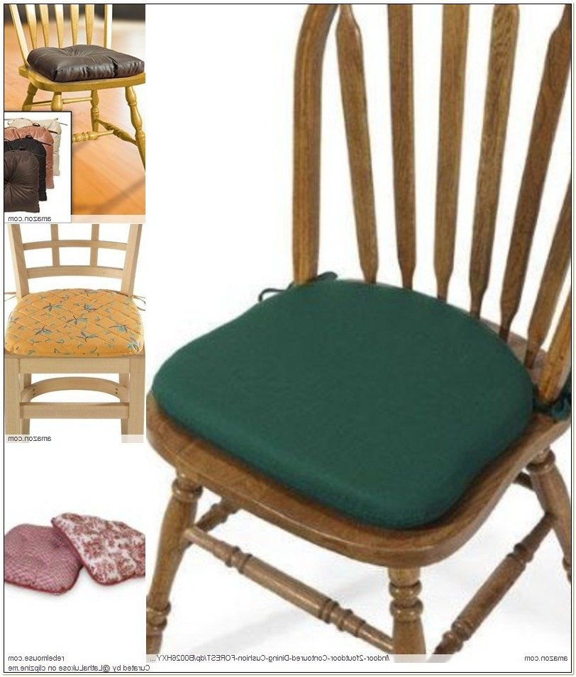 Indoor Seat Cushions With Ties