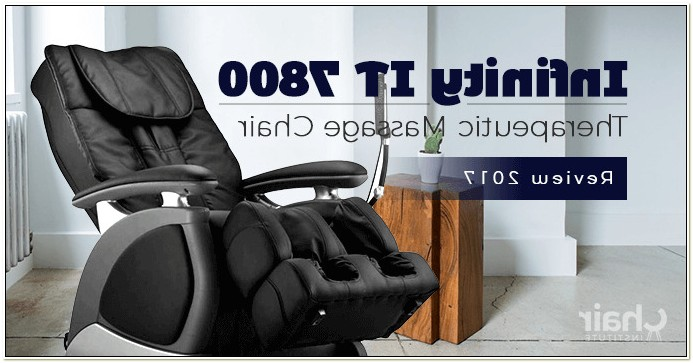 Infinity It 7800 Therapeutic Massage Chair