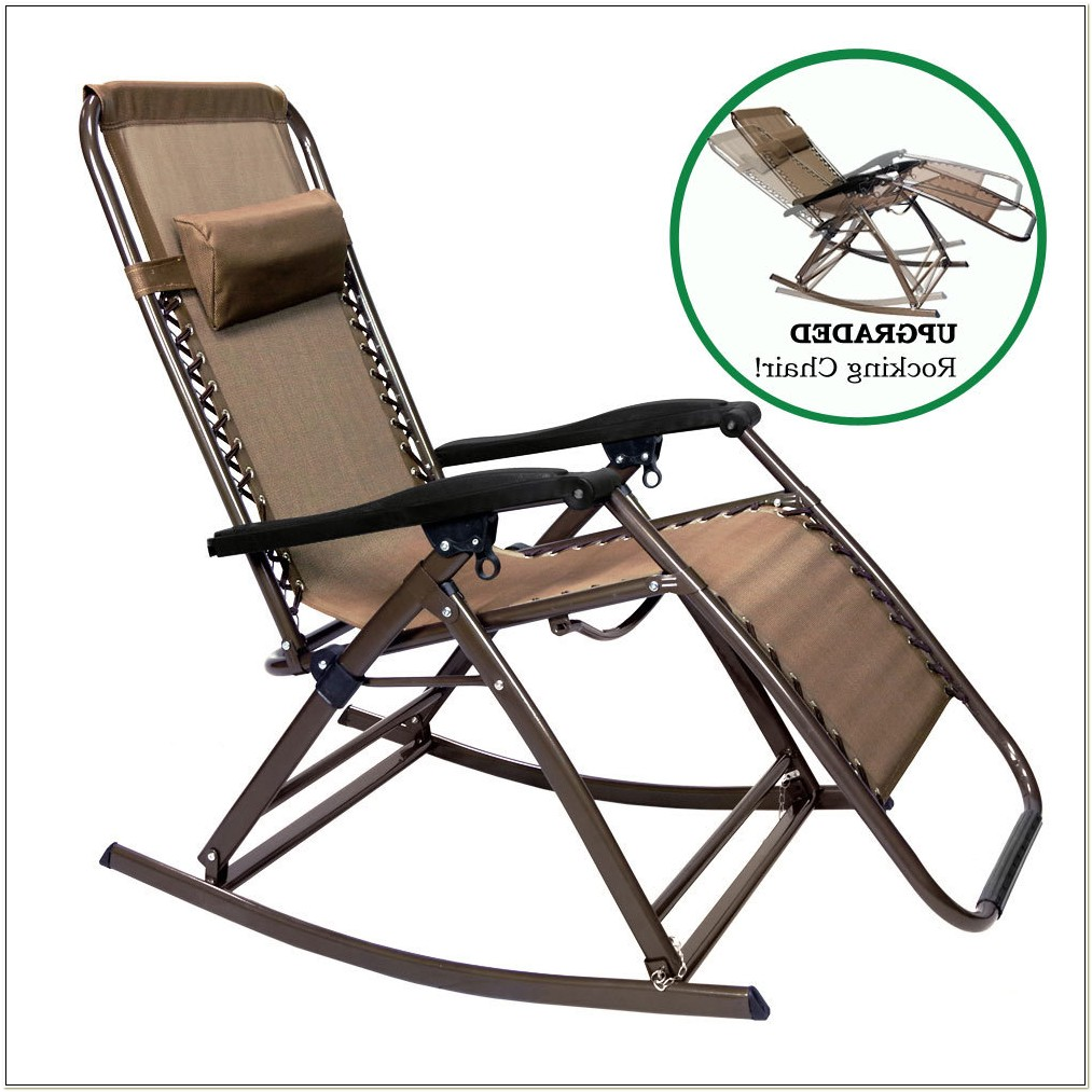 Infinity Zero Gravity Outdoor Lounge Chair