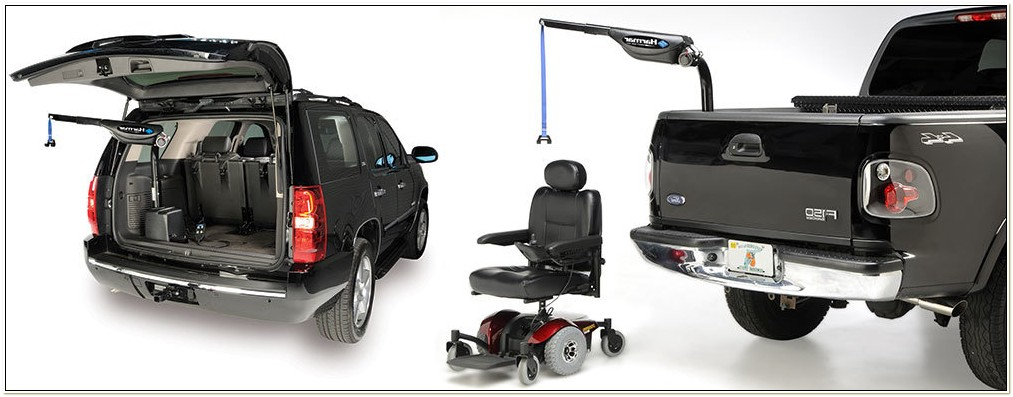 Inside Lifts For Power Chairs