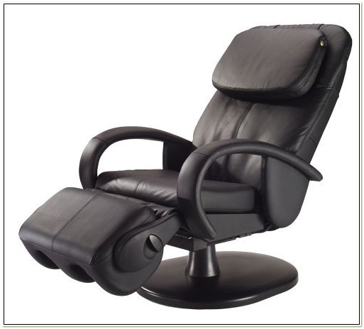 Interactive Health Human Touch Technology Massage Chair