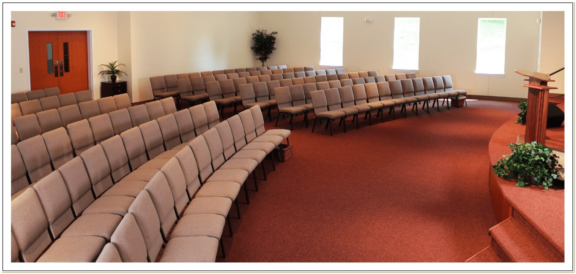 Interlocking Chairs For Church