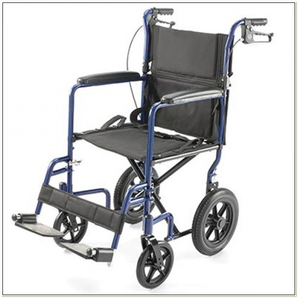 Invacare Corporation Lightweight Aluminum Transport Chair